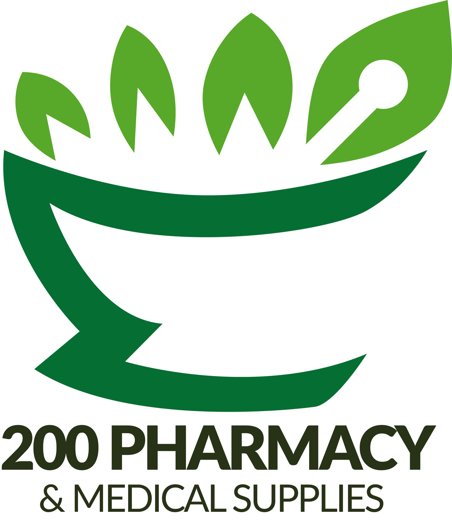 200 Pharmacy & Medical Supplies