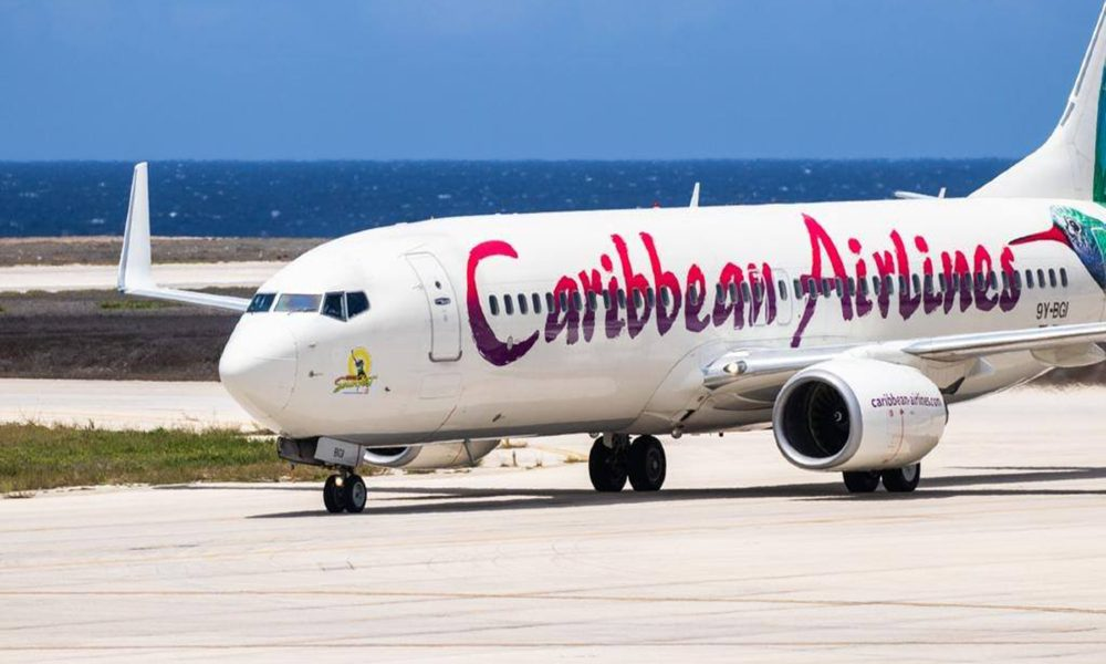 Caribbean Airlines Cargo transports Covid-19 vaccines to Barbados and Dominica