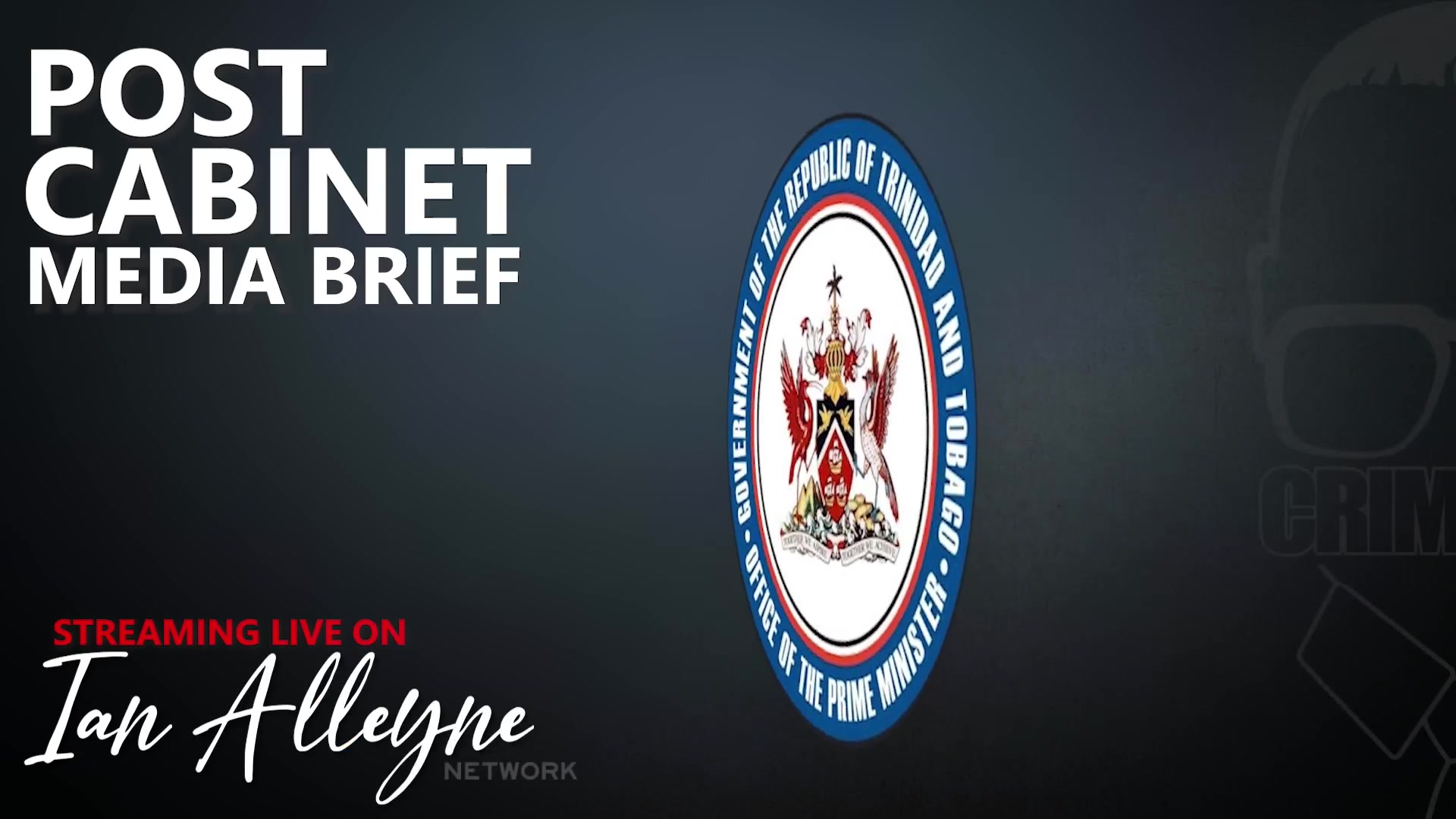 THURSDAY 20TH MAY 2021: POST-CABINET MEDIA BRIEFING