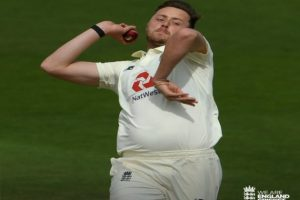 England name 15-man squad for New Zealand Tests