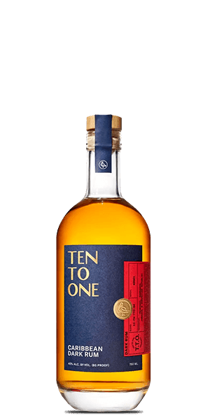 Ten To One Caribbean Dark Rum » Get Free Shipping