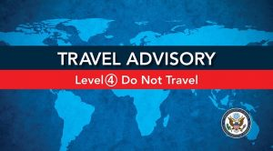 US travel advisory update for Barbados, St Vincent, St Lucia and Antigua