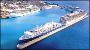 Glut of cheap Caribbean cruise ships hurting Barbados tourism and island economy