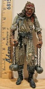 Clanker–Pirates of the Caribbean NECA Loose Figure