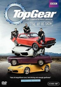 Top Gear USA: The Complete First Season DVD