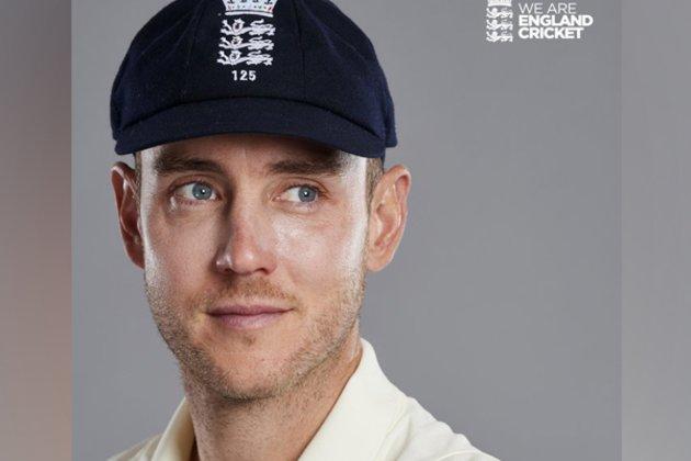 Stuart Broad named England vice-captain for Tests
